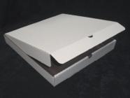 Коробка для пиццы 300х300х40мм, безпечати
