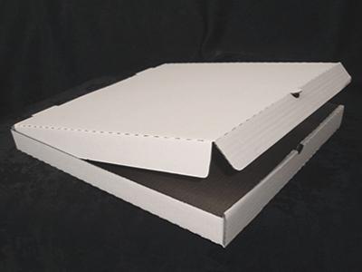 Коробка для пиццы 400х400х40мм, безпечати