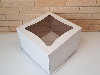 """Упаковка для тортов """"Ромб"""""""