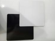 Подложка ламинированная 270x270мм, ч/б толщина 0,8 мм