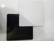 Подложка ламинированная 290x290мм, ч/б толщина 0,8 мм