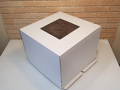 Упаковка 400x400x300мм, сокном