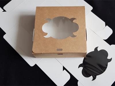 Коробка универсальная 140*140*50 мм