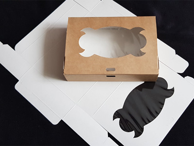 Коробка универсальная 155*110*35 мм