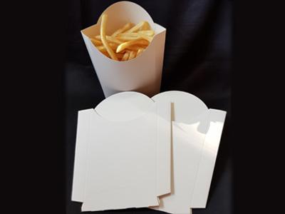 Коробка для картофеля фри MAX