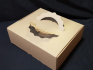 Упаковка «До BOX» 320*280*110 ММ. КРАФТ